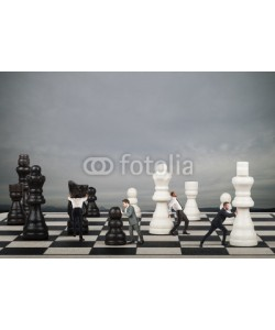 alphaspirit, Strategy and tactics in business