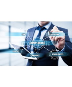 Sikov, Compliance Rules Law Regulation Policy Business Technology concept