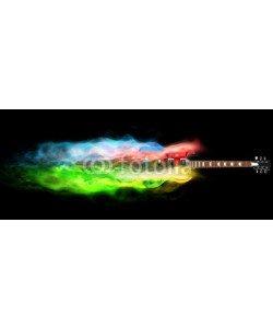 Dimitrius, Colorful hard rock guitar - magic smoke FX