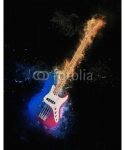 Dimitrius, Cosmic bass grunge illustration