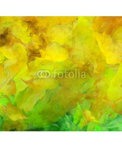 rolffimages, Bright Colorful Abstract Oil Painting