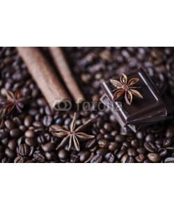 gpointstudio, Defocused coffee, chocolate and cinnamon
