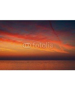 ValentinValkov, Beautiful sunrise over the sea
