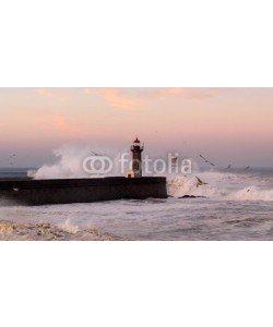 Zacarias da Mata, Storm at dawn