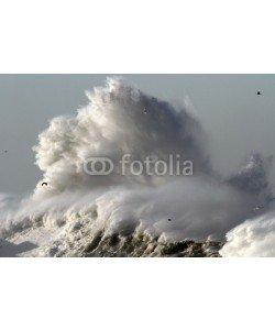 Zacarias da Mata, Stormy wave