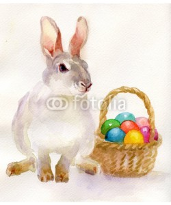 Nadiia Starovoitova, Rabbit and Easter