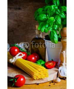 draghicich, still life italian cooking ingredients