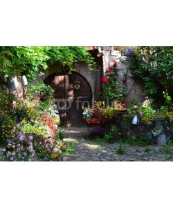 ajking, Innenhof Romantik2