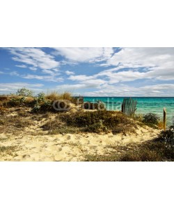 doris oberfrank-list, Sommer-Urlaub: Dühnenstrand an Mittelmeer / Mallorca