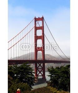 diak, Golden Gate Bridge
