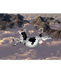 Paul Fleet, Flying cow
