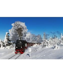 Christian Spiller, Harz Brockenbahn mit Dampflok 99 7237-3