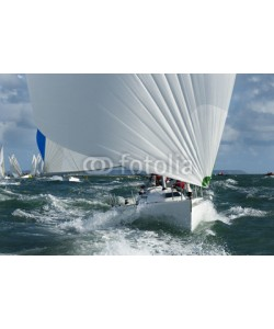 synto, yacht racing in the swell