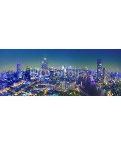 anekoho, Bangkok city night view