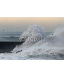 Zacarias da Mata, Big stormy waves