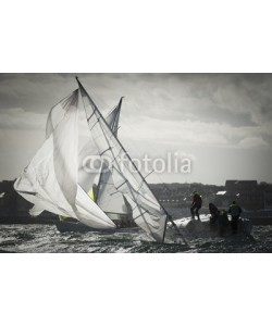 synto, maneuver at regatta