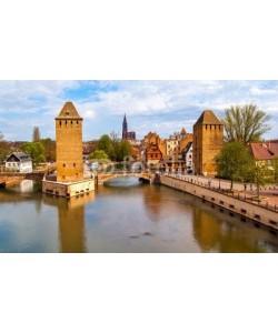Alexi TAUZIN, Strasbourg, la Petite France.