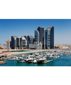 Sophie James, Al Bateen Marina, Abu Dhabi, UAE
