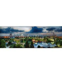 Blickfang, München Olympiagelände Panorama