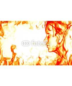 -Misha, Fiery face