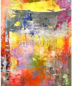 bittedankeschön, malerei abstrakt mischtechnik