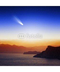 Ig0rZh, Comet in sky