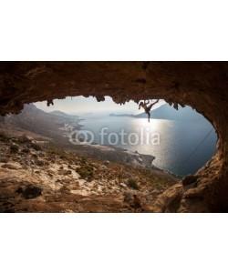 Andrey Bandurenko, Rock climbers at Kalymnos Island, Greece