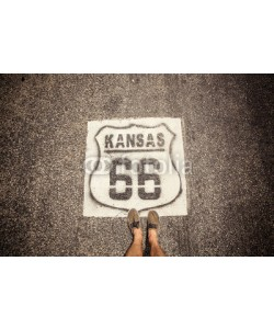 Andrew Bayda, Kansas Route 66