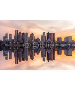 f11photo, Boston downtown skyline panorama