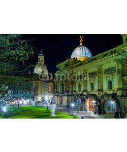 alexpoison, Вид ночью на Старый Дрезден