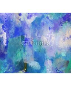 bittedankeschön, malerei abstrakt leinwand