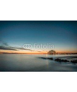 Michael, Sonnenaufgang am Meer
