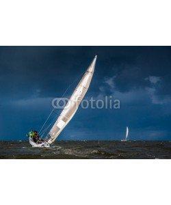 AlexanderNikiforov, Sailing in heavy weather