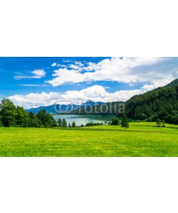 bakanahito, Weißensee bei Füssen im Allgäu