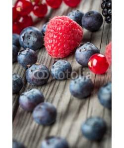 Andrey Armyagov, Blueberries background