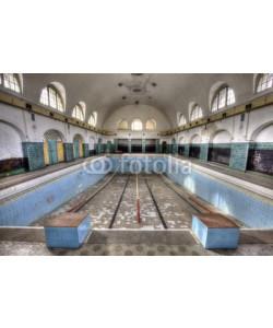 Tilo Grellmann, Altes verlassenes Schwimmbad