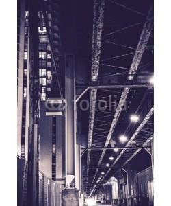 Tomasz Zajda, Urban Night. Chicago Alley
