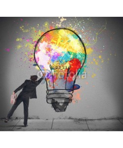 alphaspirit, Colors a lightbulb