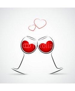 krissikunterbunt, love vino anstoßen weiß