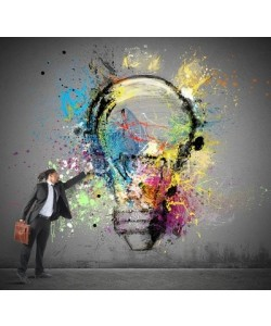 alphaspirit, Inspiration to creative ideas