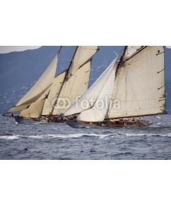 Christophe Baudot, Sailing boat