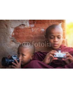 anekoho, Bagan monk boy