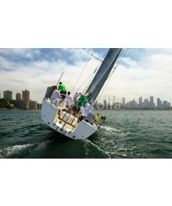 Alvov, Yacht sailing