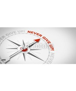 Coloures-pic, Never give up!