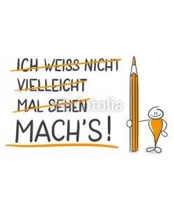 schinsilord, Strichmännchen Serie Pumpy / Mach's!