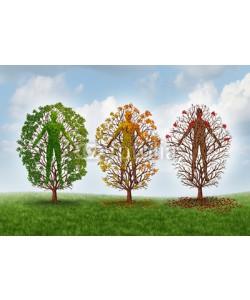 freshidea, Human Aging Concept