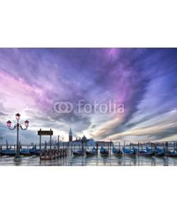 Blickfang, Gondeln in Venedig