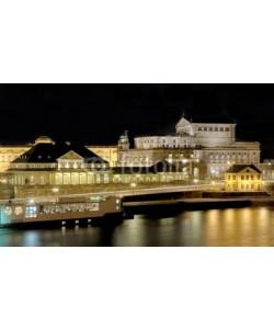 Blickfang, Elbpanorama mit Semperoper Dresden HDR