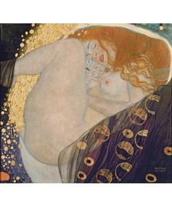 Gustav Klimt, Danae, 1907-08 (oil on canvas)