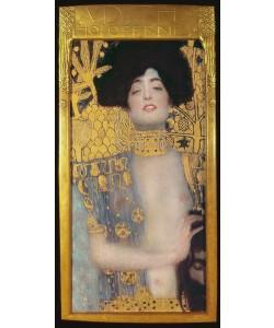 Gustav Klimt, Judith, 1901 (oil on canvas)
